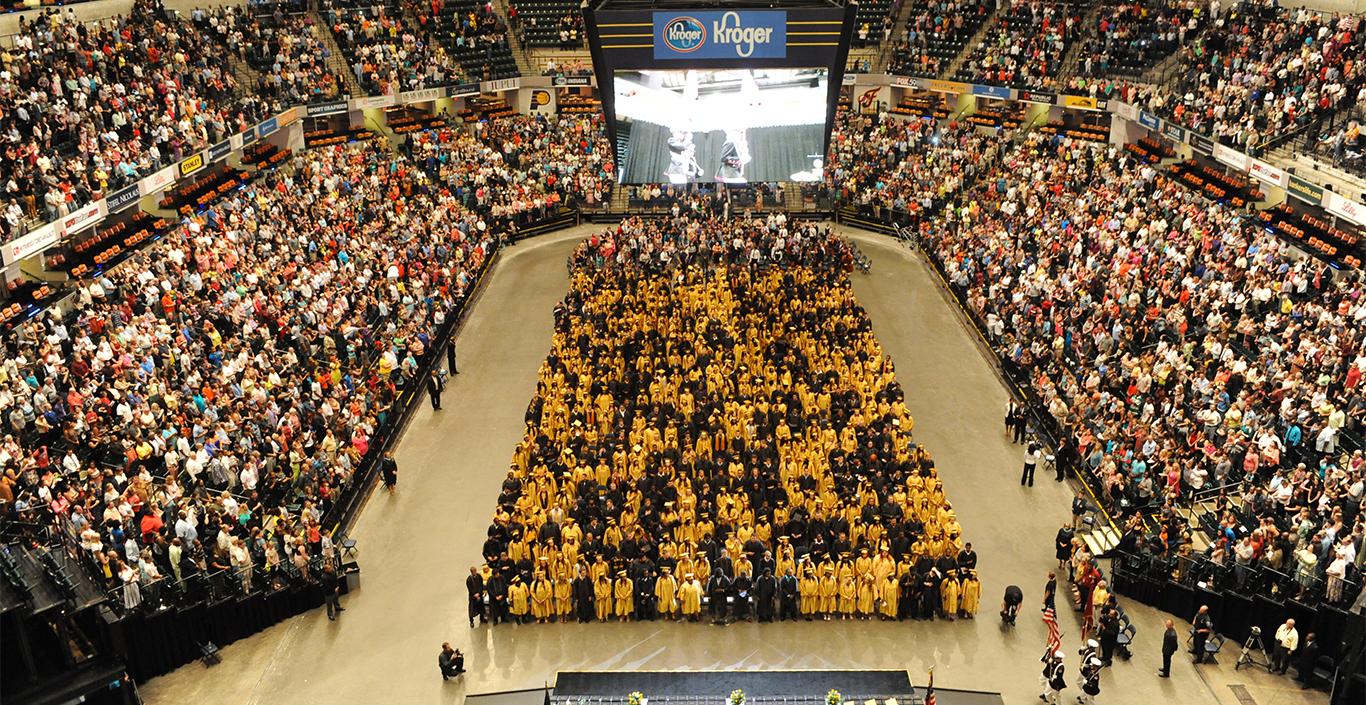 Warren Central High School Graduates