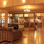 Hotel Lobby Use JBS Base Station Radios