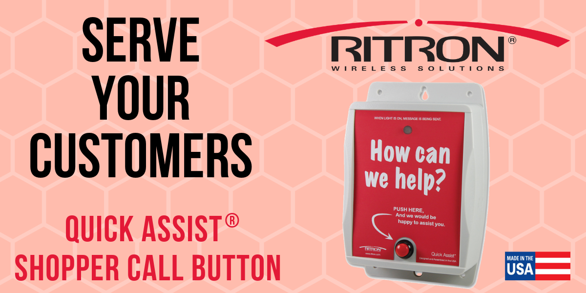 Ritron Quick Assist® - Serve Your Customers