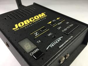 JBS Base Station Radio Z Button