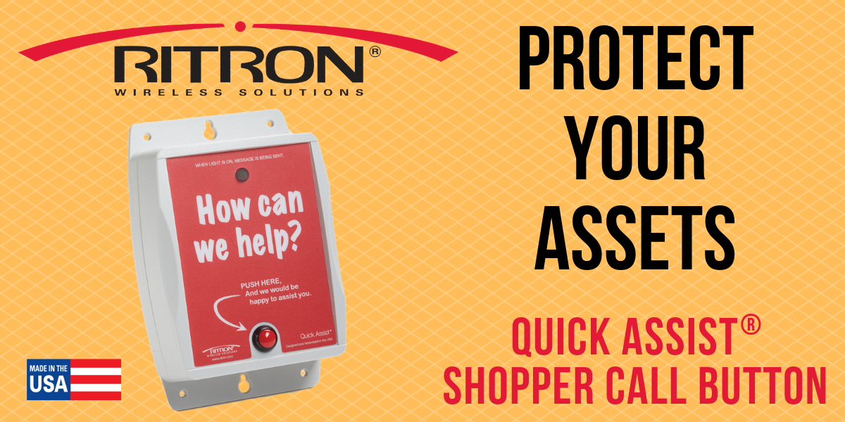 Ritron Quick Assist® - Protect Your Assets