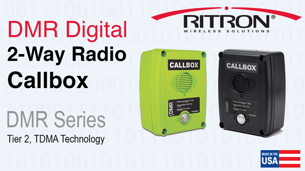 Ritron DMR Callbox