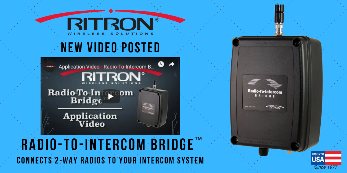 Various Beneficial Applications: Radio-To-Intercom Bridge