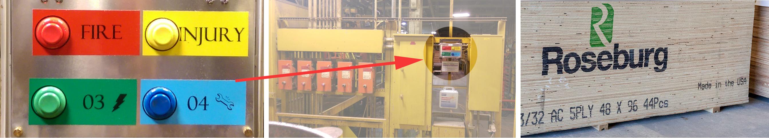 Lumber Mill Adds Wireless Alert System