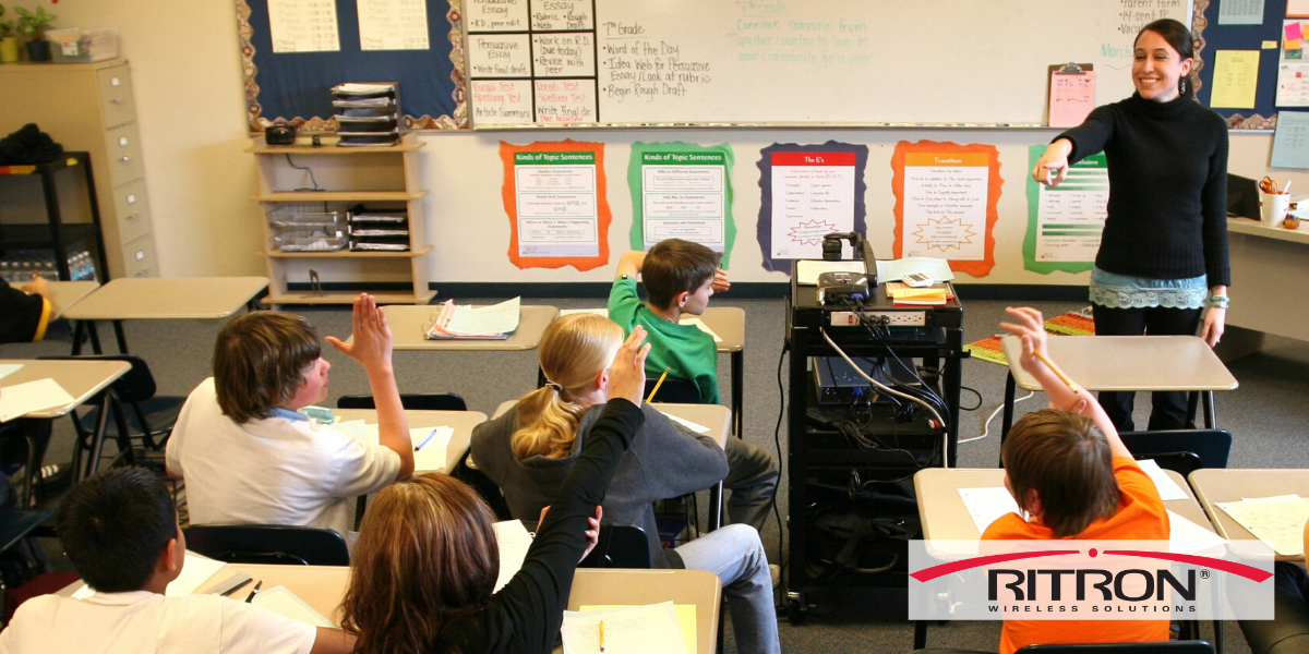 Schools Ideal To Benefit From Radio-To-Intercom Bridge