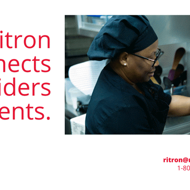 Ritron Connects Providers to Patients
