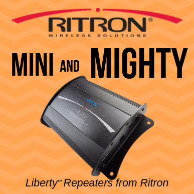 Mini and Mighty Liberty Repeaters from Ritron