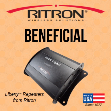 Ritron Repeaters Beneficial in Many Applications