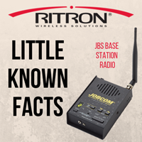 Little Known Facts JBS Base Station Radio