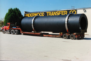 Midwest Machinery Transport & Heavy Haul Services (Underwood Companies)