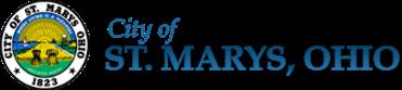 The City of St Mary's, Ohio Logo