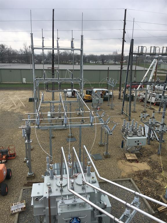 St. Mary's Substation Study for reliability