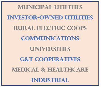 Final list of markets