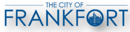 The City of Frankfort, Indiana Logo