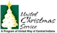United Christmas Service Indianapolis Indiana