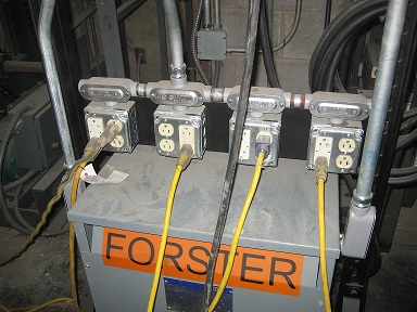 KD-Forster Electrical Services- proper Temporary Power Installation