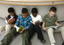 hallway reading