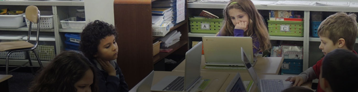 Students on Computers_Banner