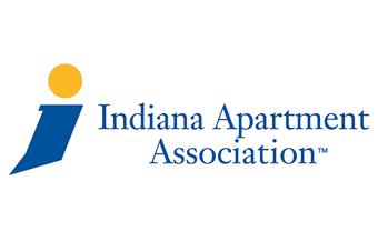 Indiana Apartment Association Member logo