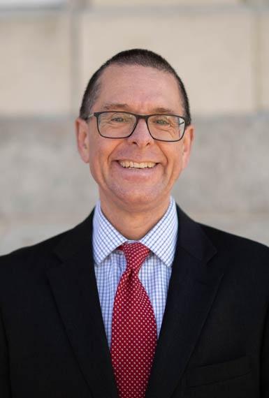 Joe Meek, Indiana Attorney at Landman Beatty Lawyers