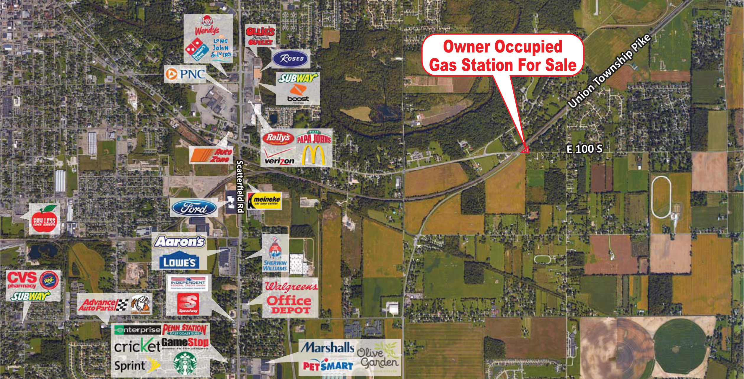 Commercial Property for Lease Sale | Search Retail Space | Midland
