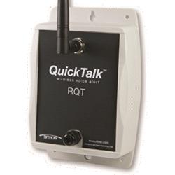 Ritron QuickTalk™ Monitors Sensors, Sends Voice Alert