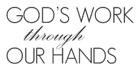 God's-Work-through-Our-Hands-Logo