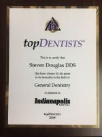 Indianapolis Monthly Top Dentist 2019