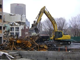 Indiana Commercial Demolition Experts