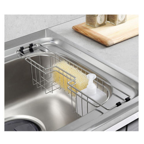 metal grids made for the bottom of the sink not only give produce a resting place while washing but also protect the sink from the scratches or scuffs of     the kitchen sink   beyond the basics   cabinet inspirations  u0026 ideas  rh   thekitchenwright com