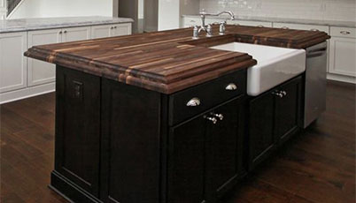 Countertop options part 3 cabinet inspirations ideas for Porcelain countertops cost