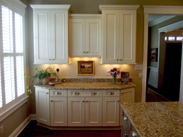 Partial Overlay Cabinets Are The Most Common And Least Expensive Option For  Your Kitchen. The Door Sits On The Cabinet Face, Leaving A U201cgapu201d Of Usually  1 1 ...