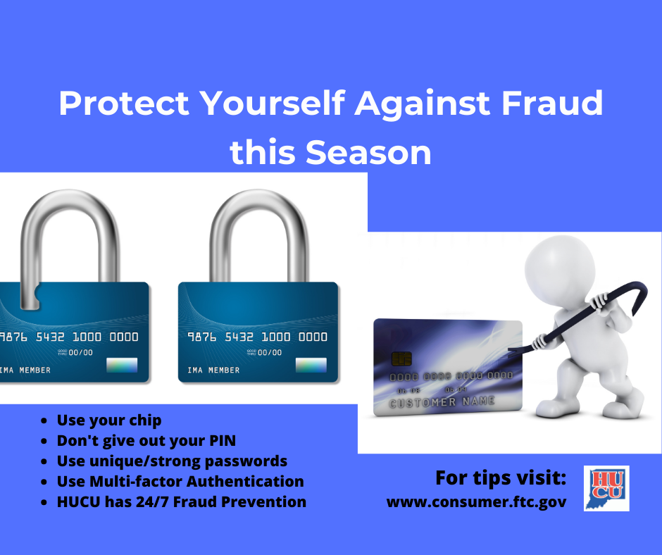 Protect Yourself Against Fraud this Season