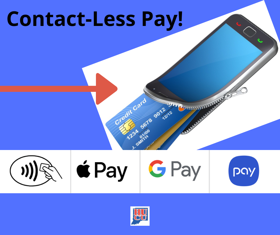 Contact-Less Pay!