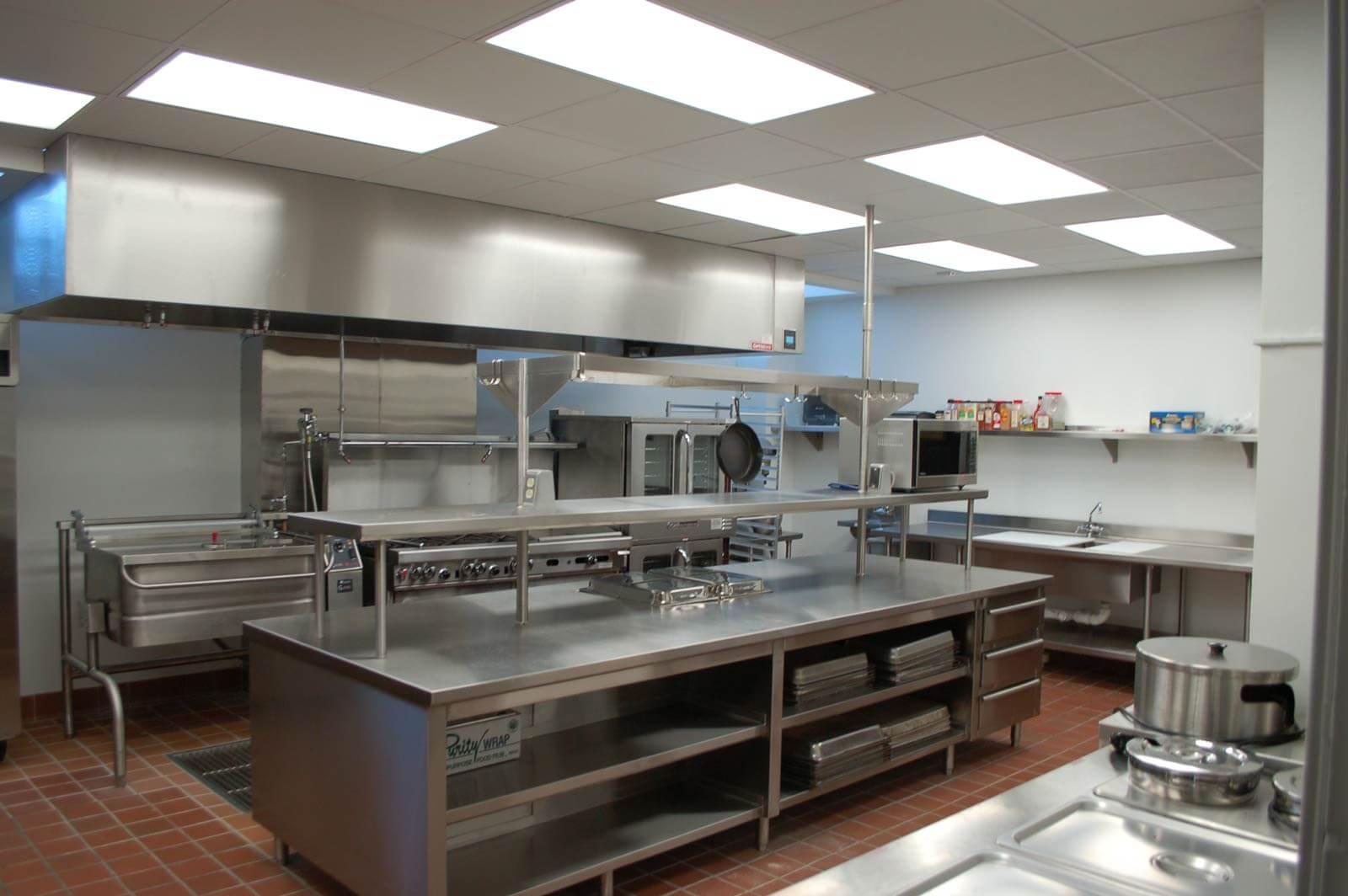 Church Kitchen Design Projects Food Service C Amp T Design