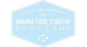 Edible Indy Boot Camp Logo