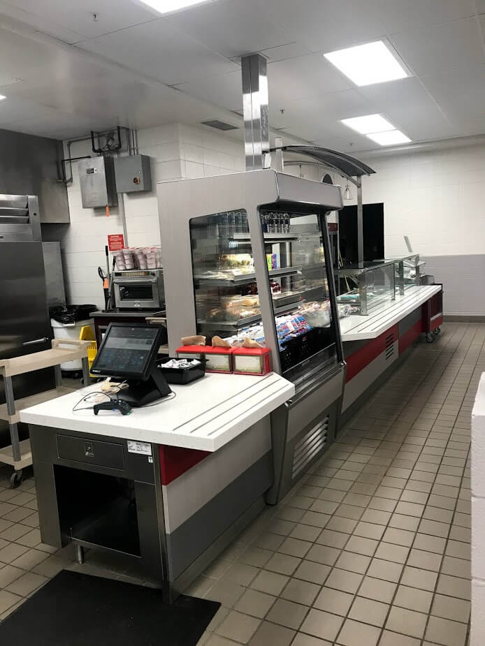 School Cafeteria Kitchen Projects | Food Service | C&T ...
