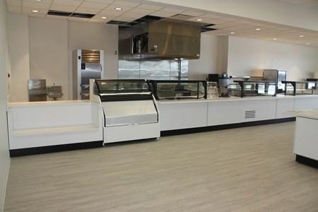 Corporate Restaurant Cafeteria Design Commercial Kitchens C T Design And Equipment
