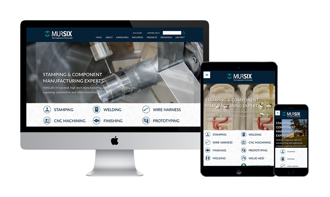 Stamping and Manufacturing Expert Launches New Website