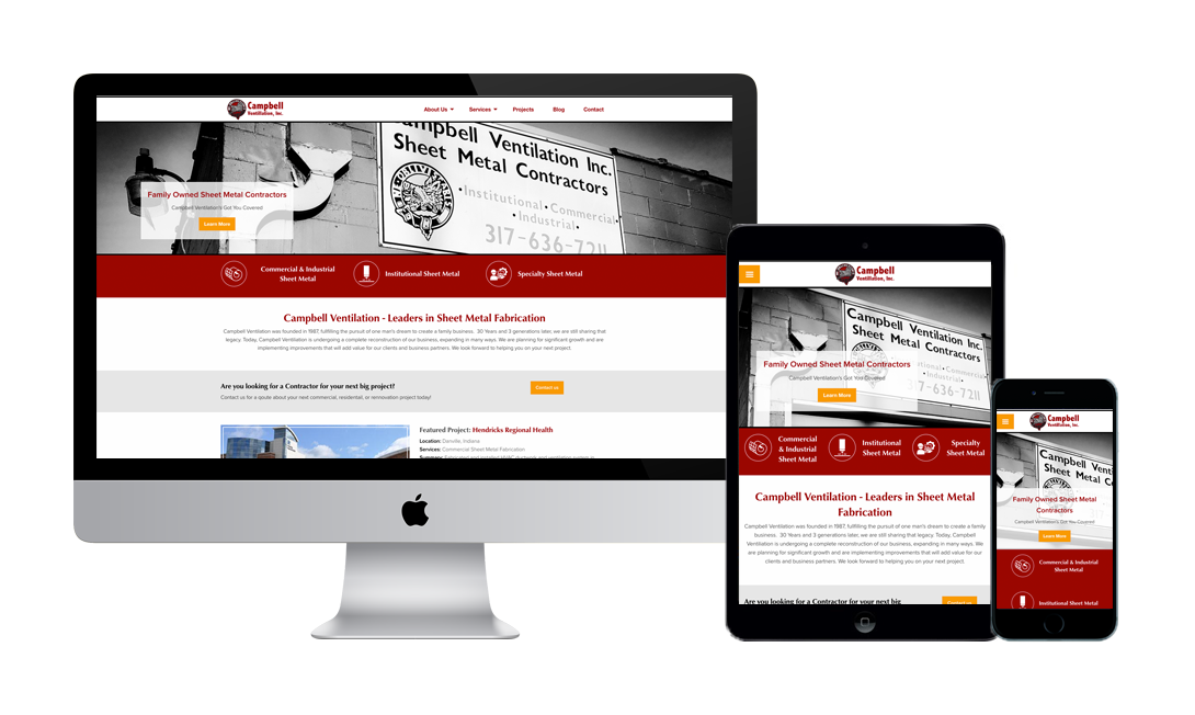 Sheet Metal Fabrication Expert Launches New Site