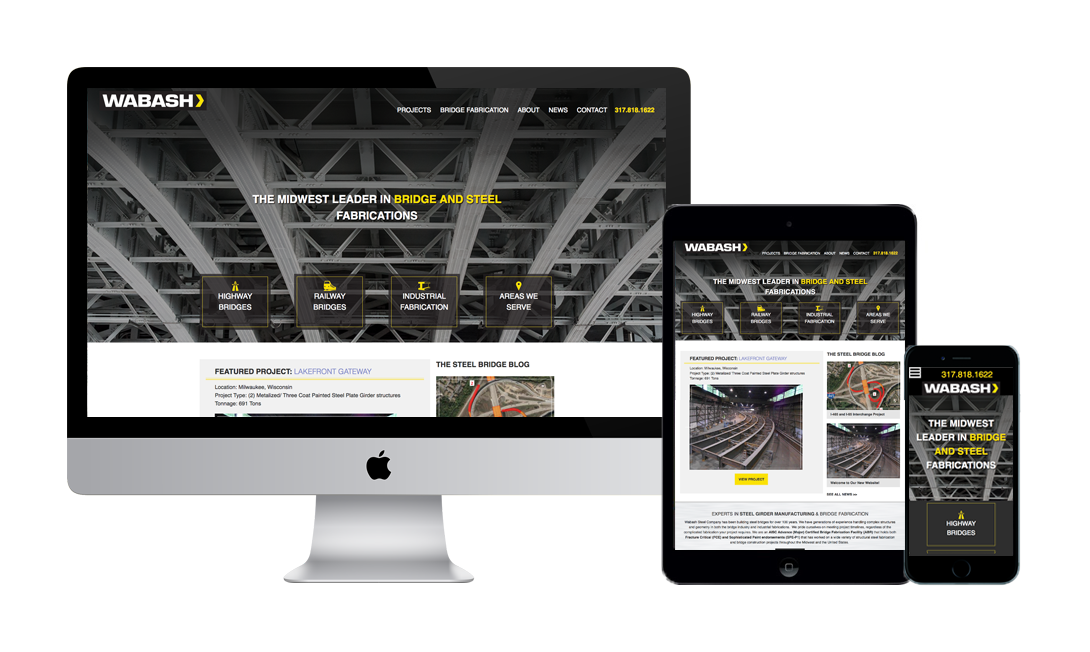 Bridge Fabrication Expert Launches New Website