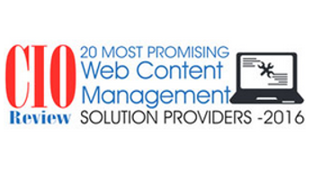 CIO Review 20 Most Promising Web Content Management Solution Providers (2016) 2.PNG