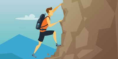 Rock Climbing is a metaphor for website migrations
