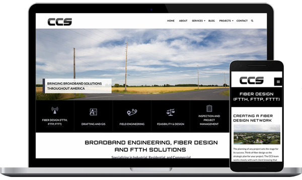 Crossroads Communications Solutions, Telecommunications Design and Build Service Provider