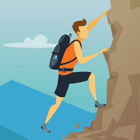 Preparing for a website migration is much like rock climbing