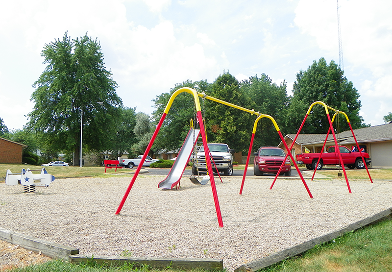 Playground | Meadowbrook North Apartments | Wabash, Indiana