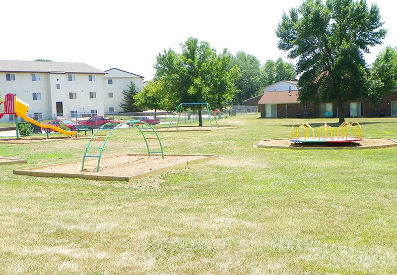 Playground | Lincoln Square Apartments | Normal, Illinois