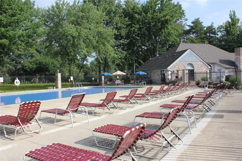 Pool | Eastlake Woods Apartments | Columbus, Indiana