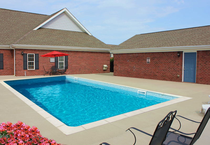Pool | Somerset Place Apartments | Seymour, Indiana