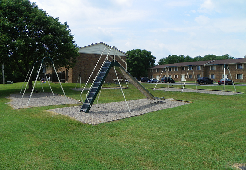 Playground | Country Wood Apartments | Versailles, Indiana